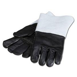 Sicherheitshandschuhe aus Leder zum Schutz vor Bissverletzungen