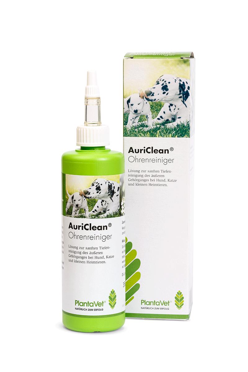 PlantaVet AuriClean Ohrenreiniger 125 ml