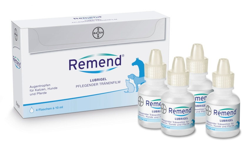 Bayer REMEND® Lubrigel 4 x 10 ml