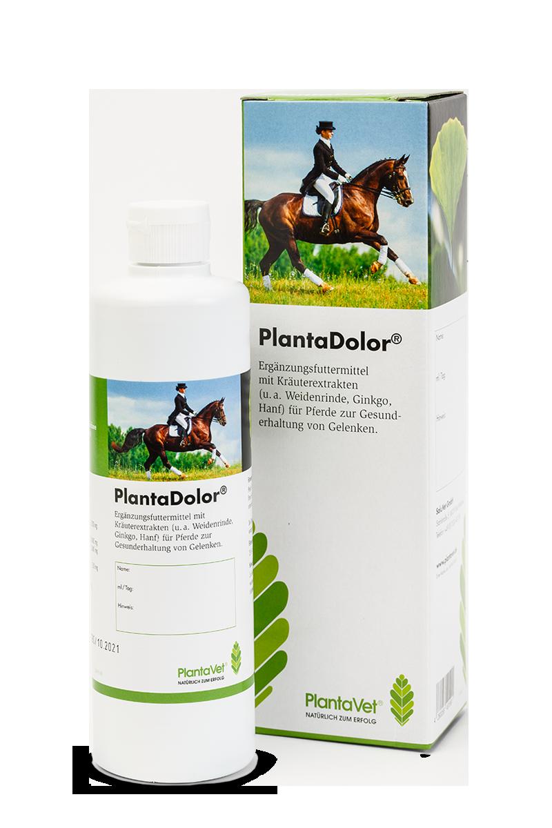 PlantaVet PlantaDolor 500 ml für gesunde Gelenke