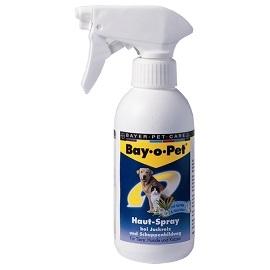Bayer Bay-o-pet Haut Spray für Hunde bei Hautproblemen und Juckreiz