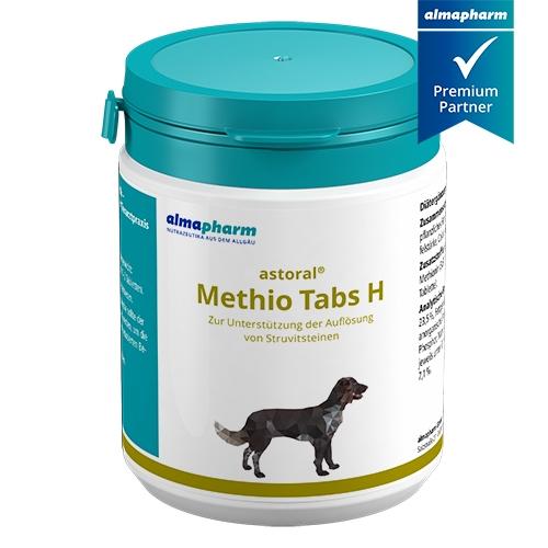 almapharm astoral Methio Tabs 400 - 125 Tabletten