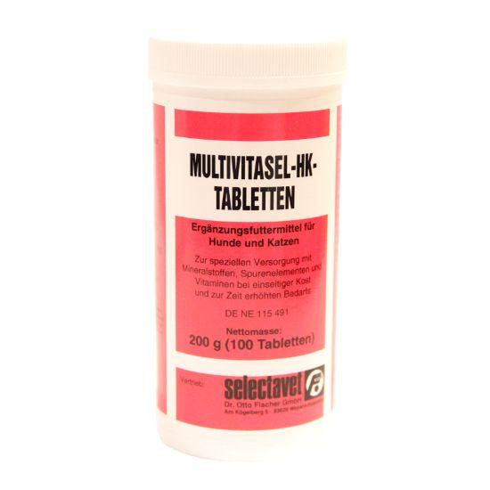 Selectavet Multivitasel HK 100 Tabletten