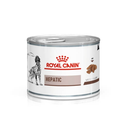 Royal Canin Hepatic Canine Nassfutter