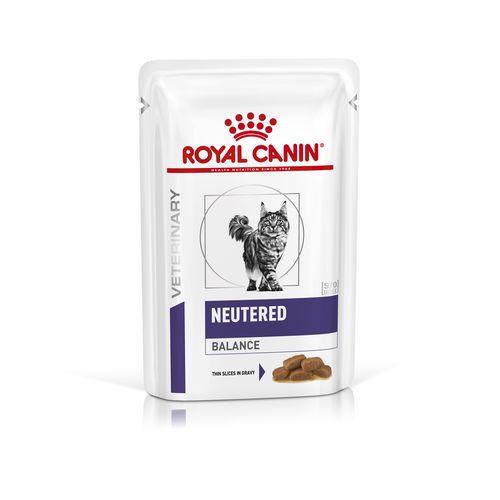 Royal Canin NEUTERED BALANCE Feine Stückchen in Soße