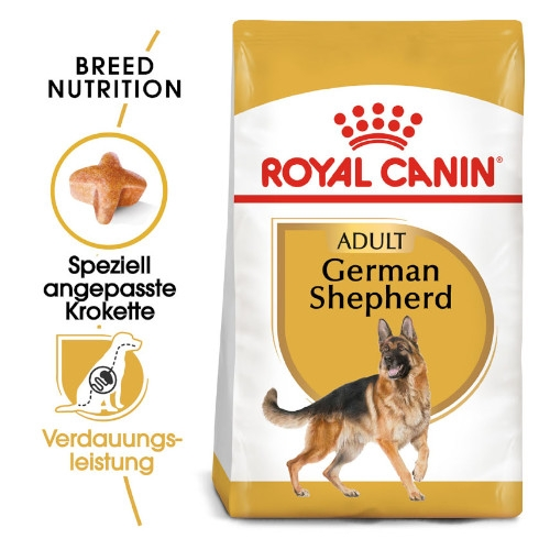 Royal Canin German Shepherd Adult Hundefutter trocken für Deutsche Schäferhunde