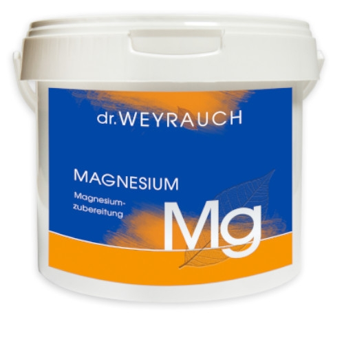 Mg Magnesium von Dr. Weyrauch