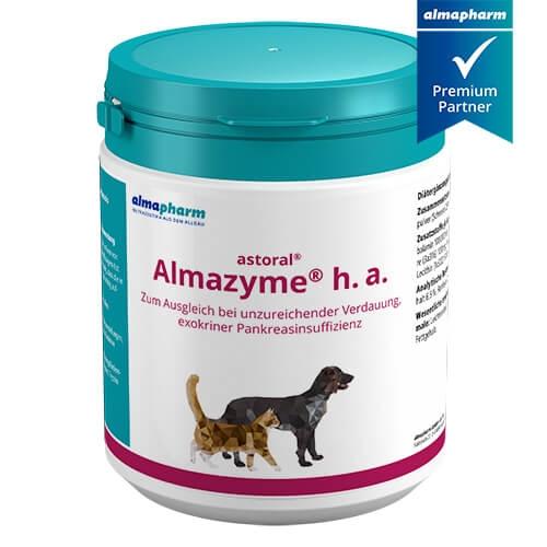 almapharm astorin Almazyme h.a. Pulver 100 g