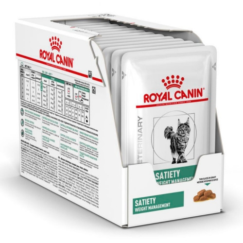 Royal Canin Satiety Weight Management Feline Nassfutter