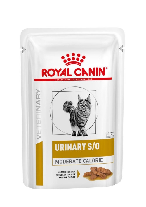 Royal Canin Urinary s/o Moderate Calorie Feline Frischebeutel