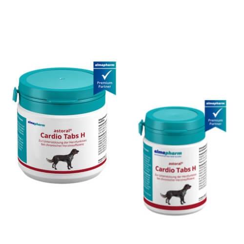 almapharm astoral Cardio Tabs H 125 Tabletten