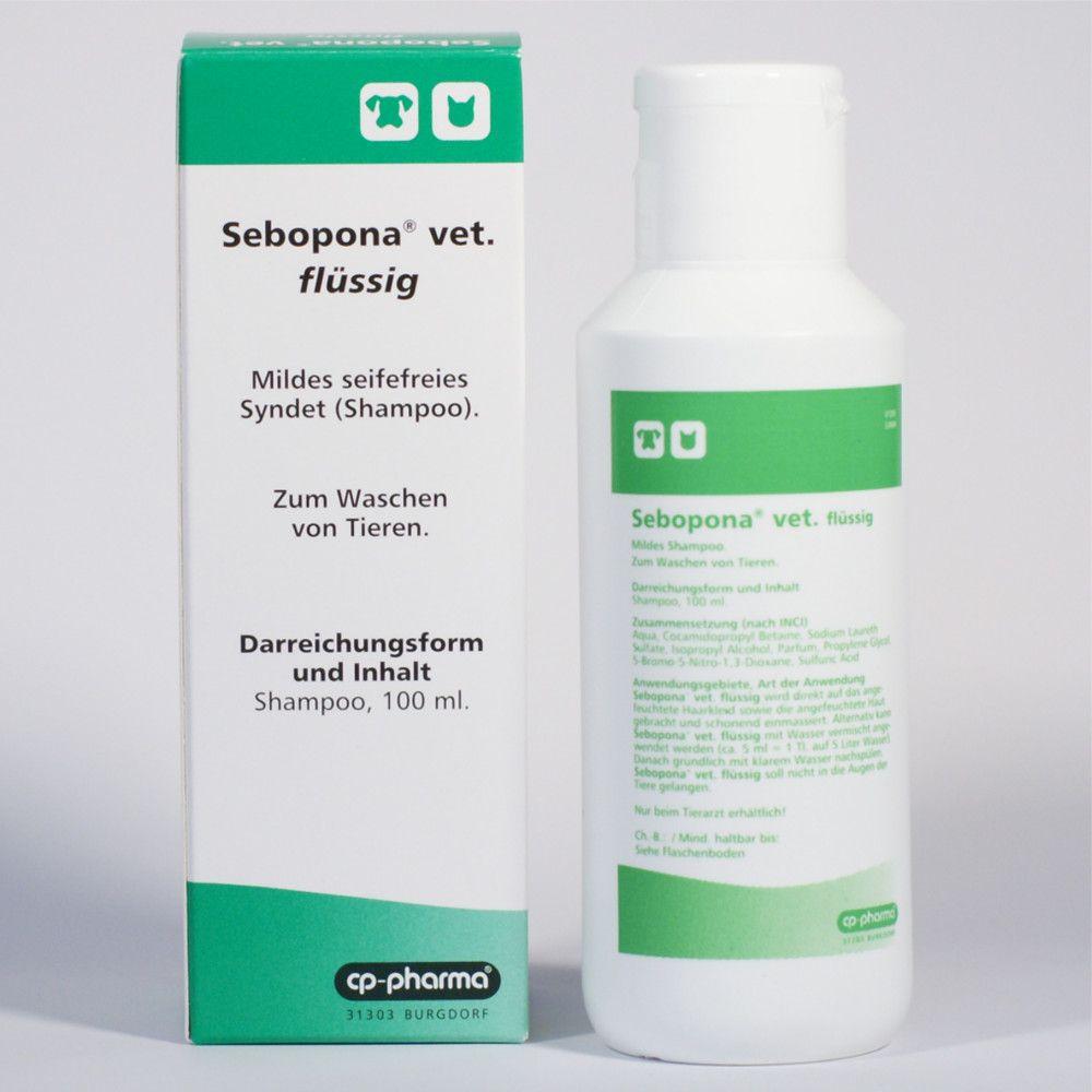 CP-Pharma Sebopona vet. Flüssig