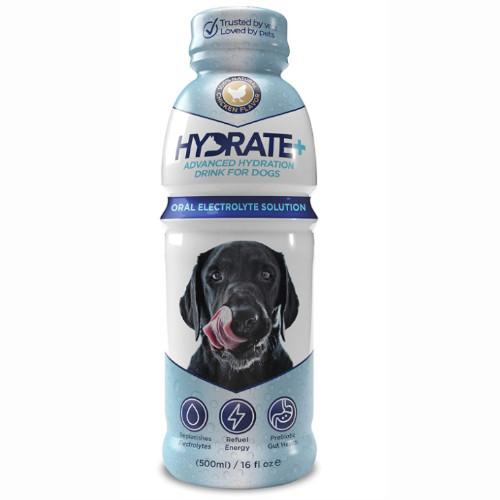 Oralade® Hydrate+ für Hunde 6 x 500 ml
