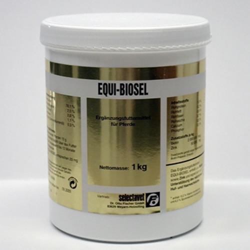 EQUI BIOSEL für Pferde mir Haut und Haarproblemen von Selectavet