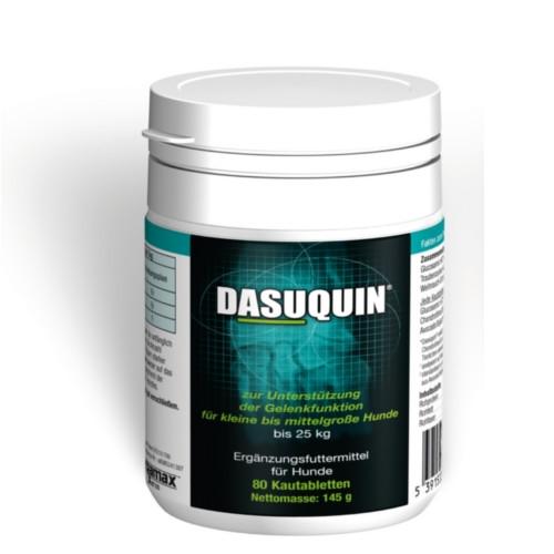 ecuphar Dasuquin 1,8 g - 80 Kautabletten für Hunde