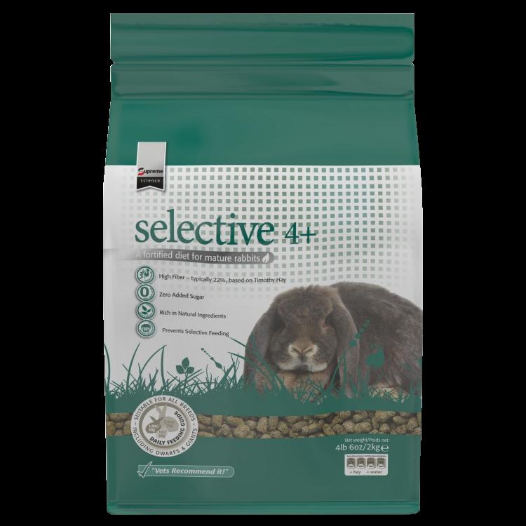 Supreme Science Selective Mature Rabbit 2 kg