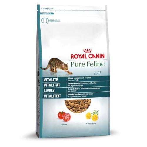 Royal Canin Pure Feline n.03 Vitalität Trockenfutter für Katzen