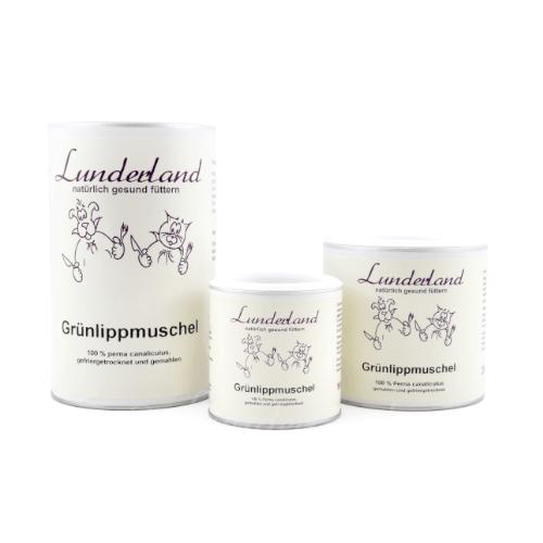 Lunderland Grünlippmuschelpulver