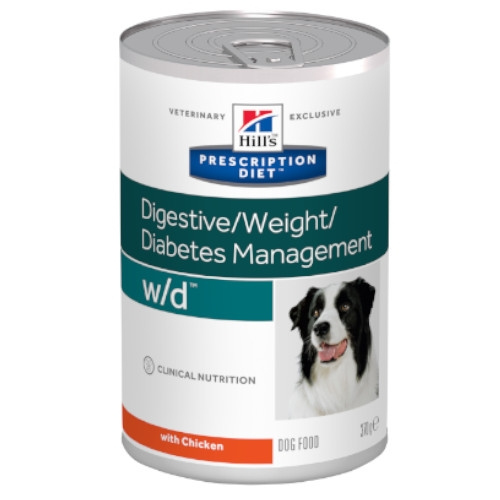 Hill's Prescription Diet w/d canine Nassfutter