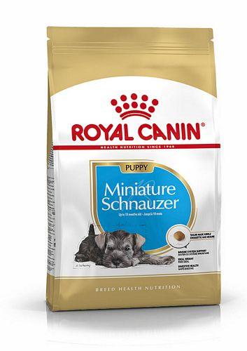 Royal Canin Miniature Schnauzer Puppy Welpenfutter trocken für Zwergschnauzer