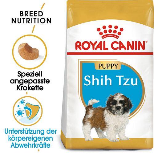 Royal Canin Shih Tzu Puppy Welpenfutter trocken