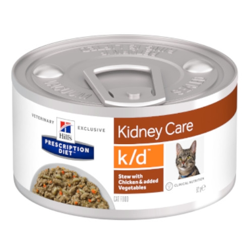 Hill's Prescription Diet k/d feline Nassfutter