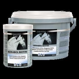 Vetoquinol Equistro Kerabol Biotin 1000 g
