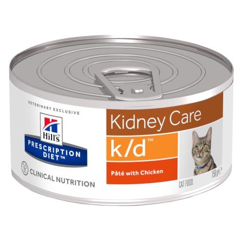 Hill's Prescription Diet k/d feline Nassfutter