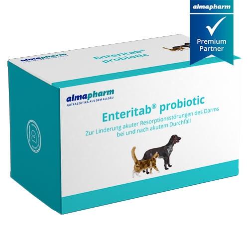 EnteriTab probiotic von almapharm