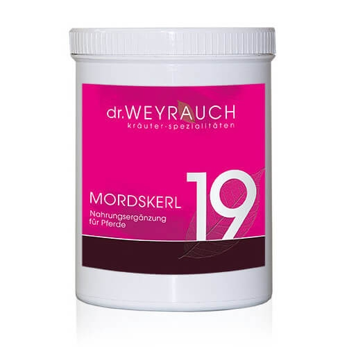 Dr. Weyrauch Nr. 19 Mordskerl
