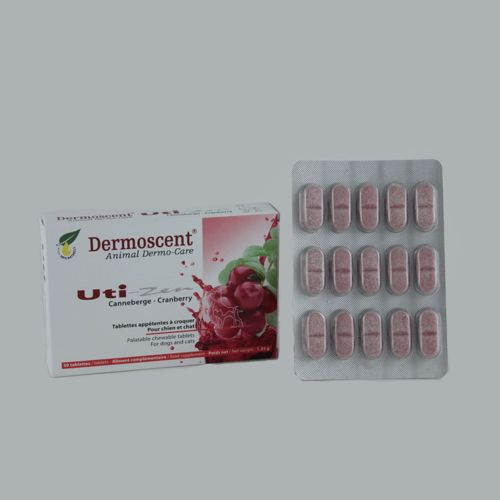 Selectavet Dermoscent Uti-Zen 30 Tabletten