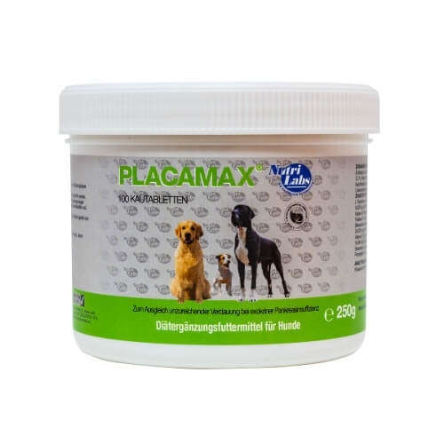 Placamax für Hunde von Nutri Labs