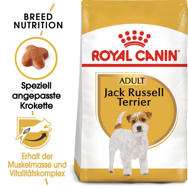 Royal Canin Jack Russell Terrier Adult Hundefutter trocken