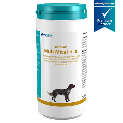 almapharm astoral MultiVital h.a. für Hunde
