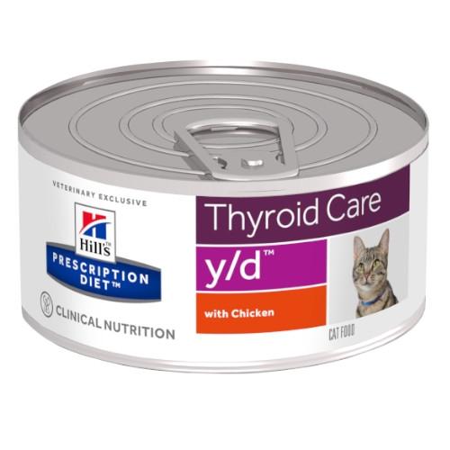 Hill's Prescription Diet y/d Feline Nassfutter