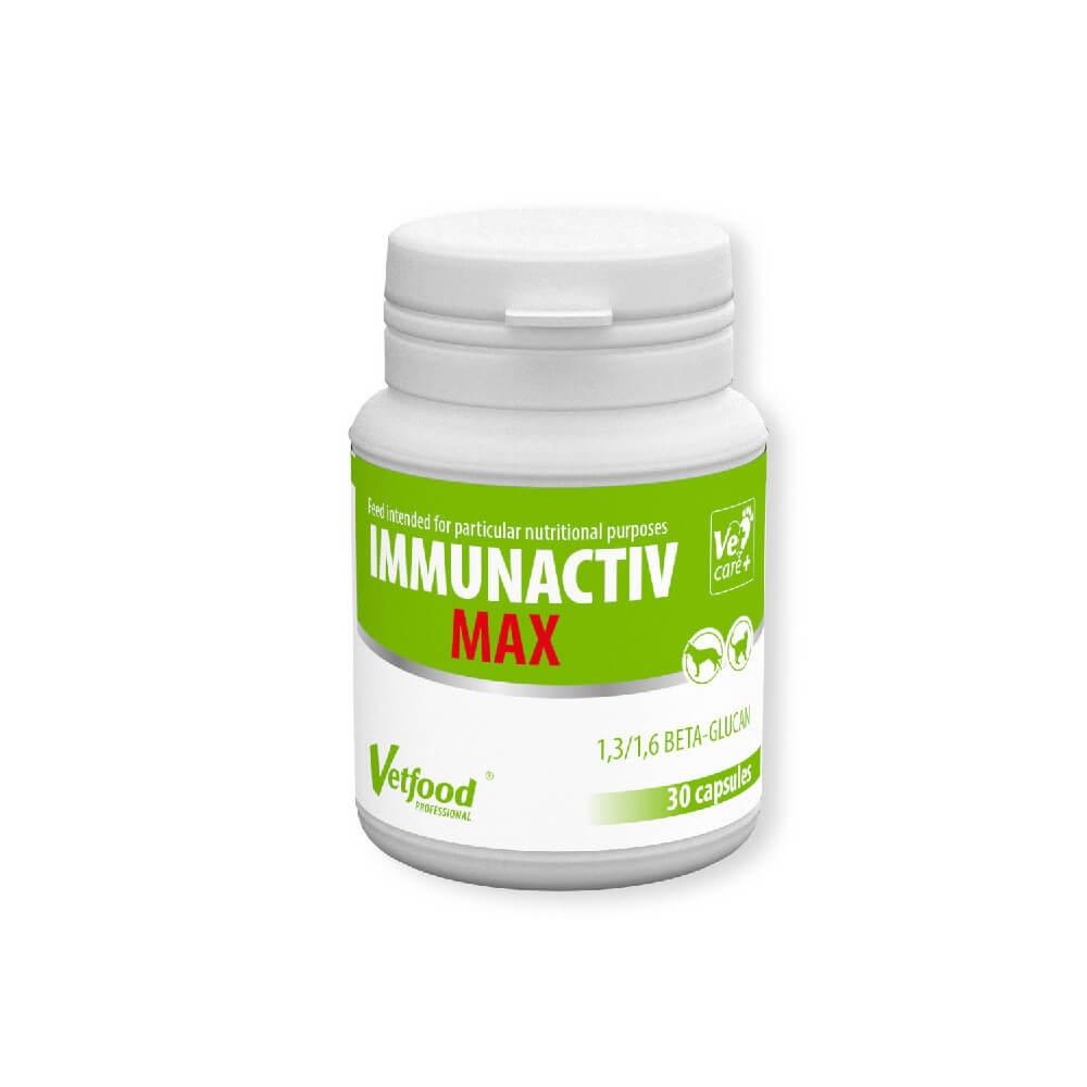 IMMUNActiv MAX für Hunde und Katzen von Vetfood