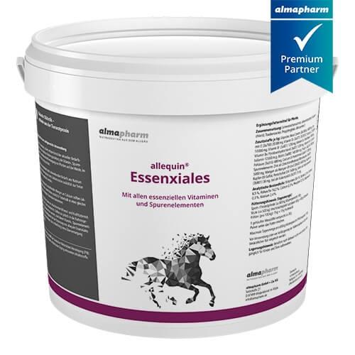 almapharm allequin Essenxiales Pellets 4,5kg