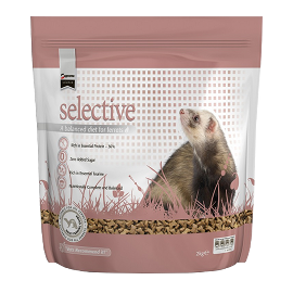 Supreme Science Selective Ferret Frettchen 350 g