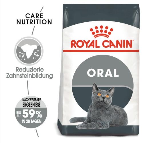 Royal Canin Oral Care Trockenfutter für Katzen