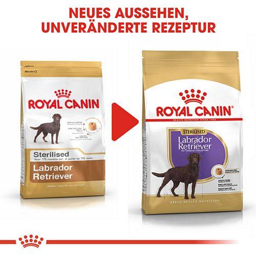 Royal Canin Labrador Retriever Adult Sterilised Trockenfutter