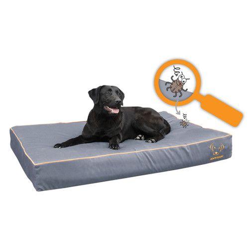 Holland animal care Bodyguard Royal Bed grau