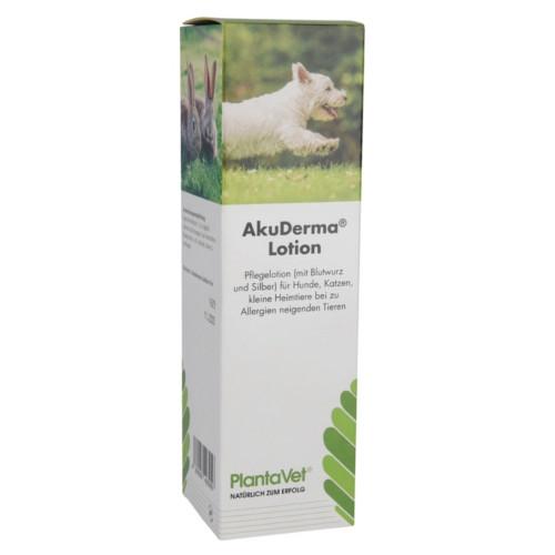 AkuDerma Lotion für Tiere von PlantaVet
