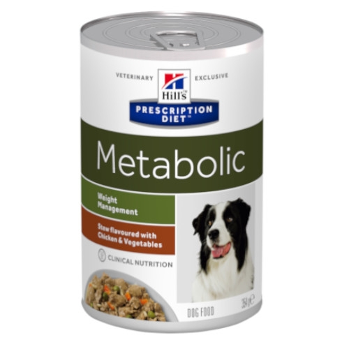 Hill's Prescription Diet Metabolic Canine Nassfutter