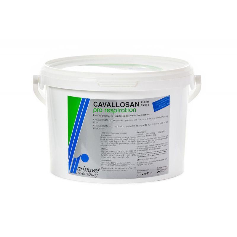 Aristavet Cavallosan pro respiration Pellets 2,5 kg