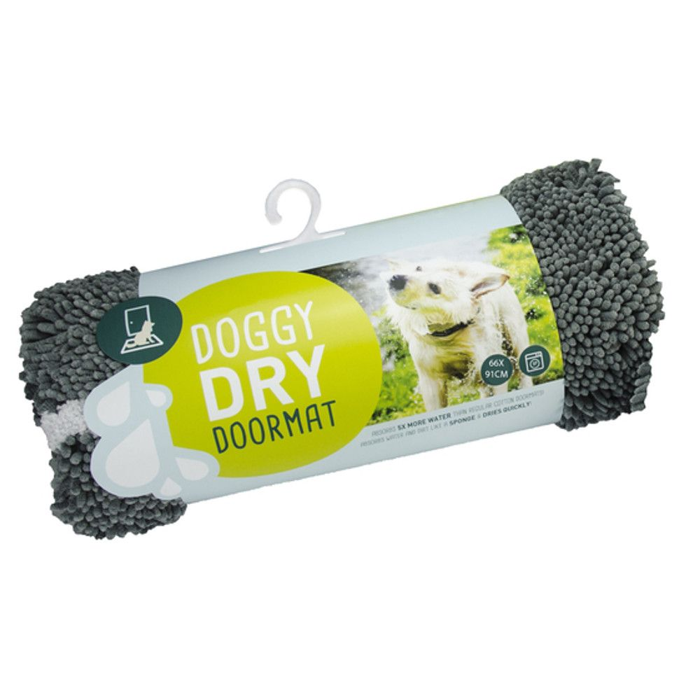 Holland animal care Doggy dry doormat