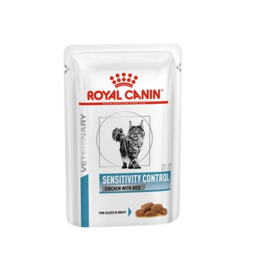 Royal Canin Sensitivity Control Feline Huhn Frischebeutel