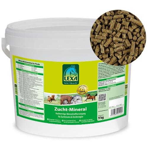 Lexa Zucht Mineral 9 kg Eimer