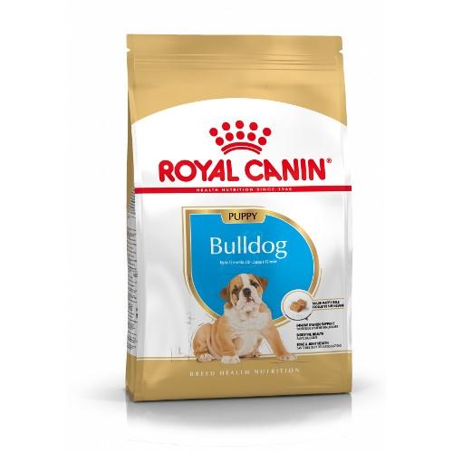 Royal Canin Bulldog Puppy Welpen Trockenfutter