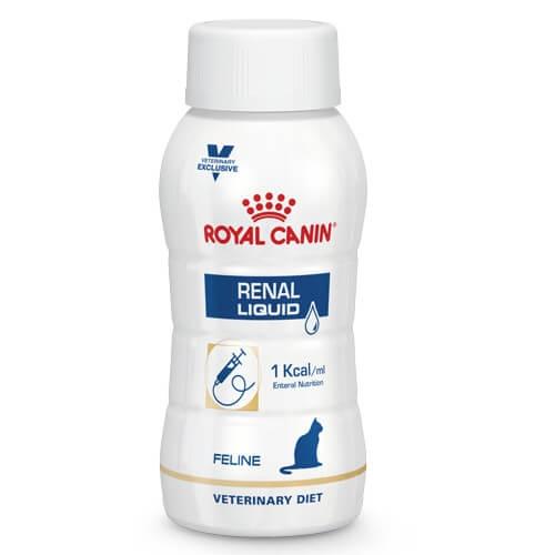 Royal Canin Renal liquid für Katzen 3 x 200g - MHD 28.05.2021