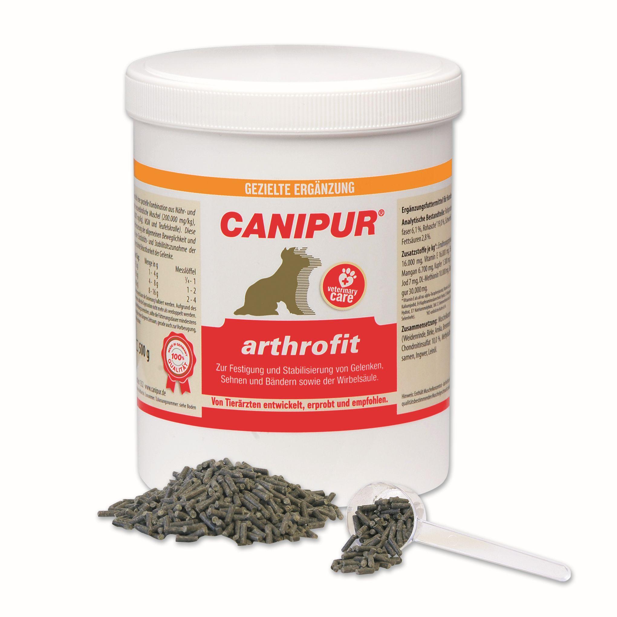 Vetripharm Canipur arthrofit 500 g